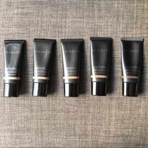 5 Coverfx Foundations
